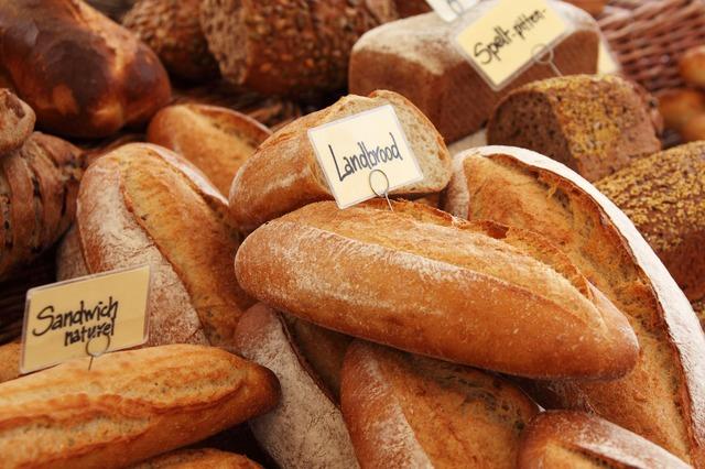 手作りパンの費用