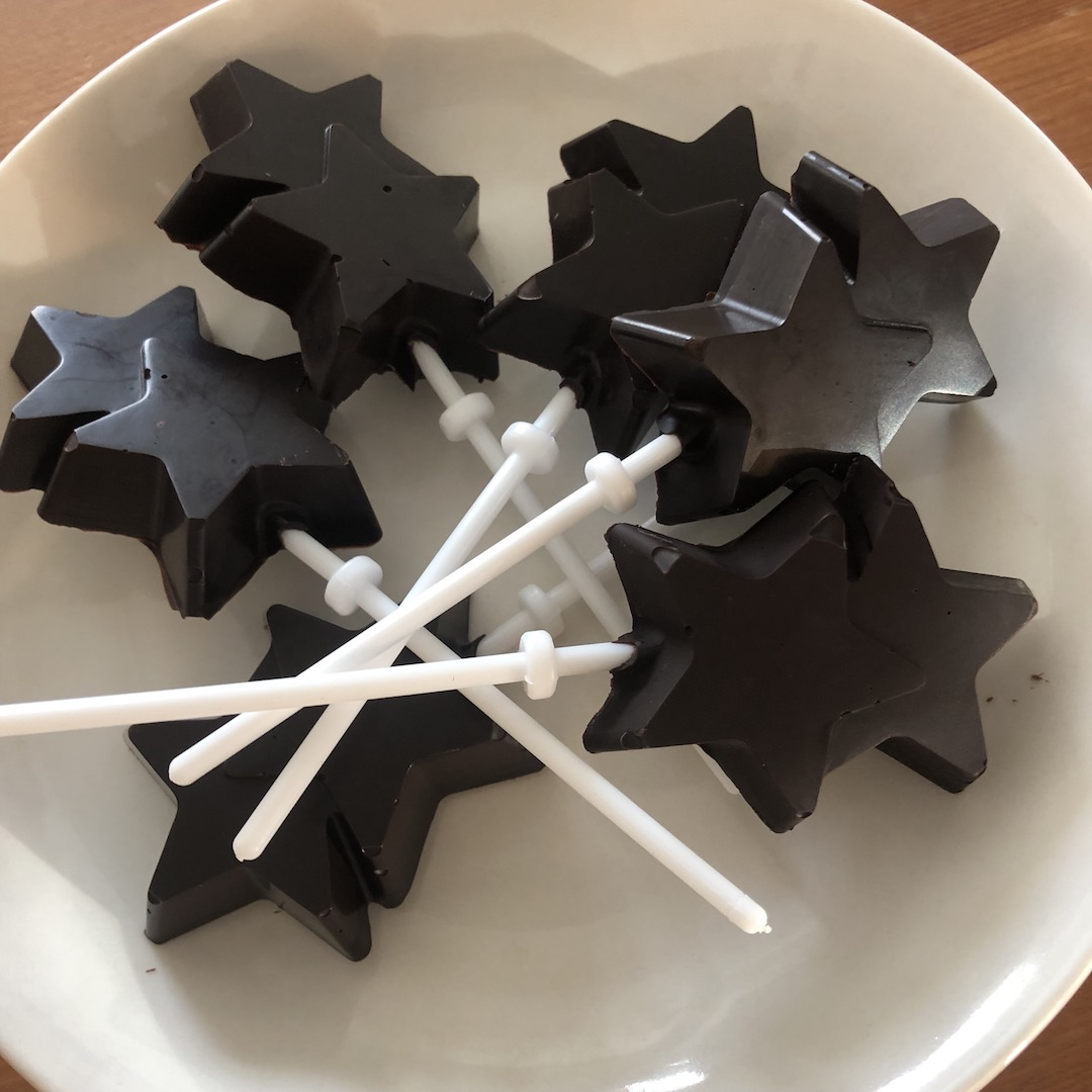 チョコ ロリポップ