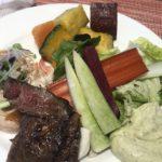 ブッフェ野菜1